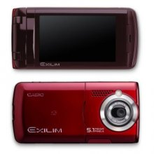 Casio EXILIM CDMA (Verizon) red