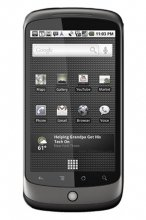 Un-locked HTC Google Nexus One Black GSM Un-locked