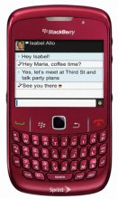 BlackBerry 8530 Curve CDMA SPRINT (violet)