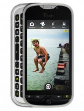HTC myTouch 4G Android Smartphone - 4 GB - White - T-Mobile - GS