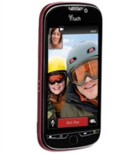 HTC myTouch 4G GSM Un-locked ANDROID MOBILE 5MPX Camera (RED)