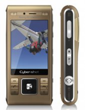 Sony Ericsson C905 C905i 3G 8mp Phone (Gold) Un-locked