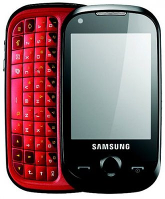Samsung GT-B5310 Corby Pro GSM Slider No Contract Cellphone