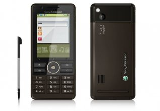 Sony Ericsson G900 GSM Un-locked (Black)