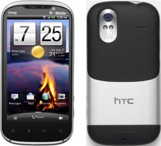 HTC Amaze 4G 8510 Gsm Un-locked Android Phone - Black