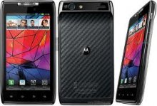 Motorola RAZR XT910 Smartphone - Un-locked/No Contract (Black)
