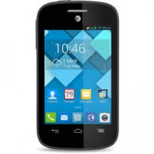 AT&T Alcatel 510A - Black - AT&T with GoPhone - GSM