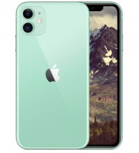 Apple iPhone 11 - 64 GB - Green - AT&T - CDMA/GSM