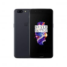 OnePlus 5 - 128 GB - Midnight Black - Unlocked - GSM