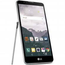 LG Mobile LG Stylo 2 Black Virgin Mobile Cell Phone