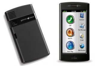 Garmin-Asus nuvifone G60 Un-locked 3G Windows 6.1 WiFi GPS