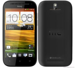 htc c525e one sv black Un-locked gsm phone
