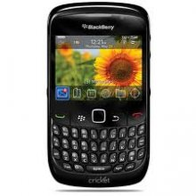 BlackBerry Curve 8530 - Black (Cricket) Smartphone