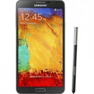 Samsung - Galaxy Note 3 Neo 4G Cell Phone (Un-locked) - Black