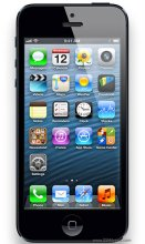 Apple iPhone 5 - Black 16 GB (CDMA Unlocked)