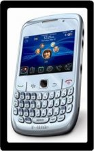 BlackBerry 8520 Curve Gemini Gsm Un-locked (WHITE)