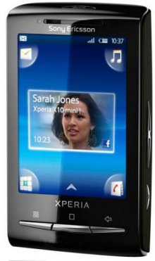 Sony Ericsson Xperia X10 mini GSM Un-locked No Contract Cell Pho
