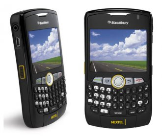 rim blackberry curve 8350i 8350 iden gsm unlocke nextel sprint rh electronicsforce com BlackBerry Curve 8330 BlackBerry Curve 8330