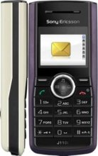Sony Ericsson J110a GSM Un-locked (BLACK)