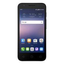 Alcatel Ideal - 8 GB - Slate Blue - AT&T with GoPhone - GSM