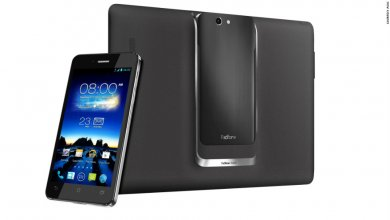 ASUS PadFone x Mini - Black - GSM - 8GB