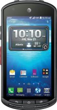 Kyocera Duraforce E6560 - 16 GB - Black - AT&T - GSM