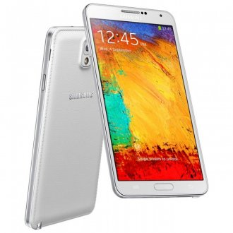 Samsung Galaxy Note 3 Cell Phone, White, PSN100483