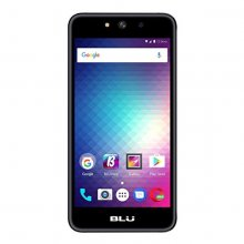 Blu Grand M G070q Unlocked GSM Quad-Core Dual-SIM Phone - Gray (