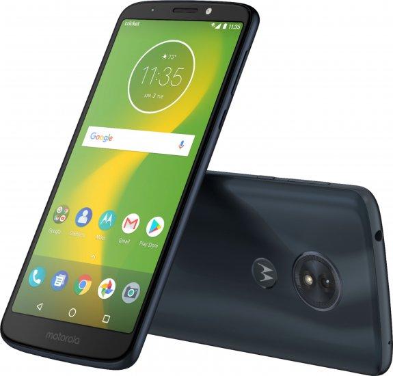 Motorola Moto G6 Forge - 16 GB - Deep Indigo - Cricket