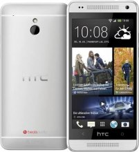 HTC - One Mini EMEA Version 4G Cell Phone (unlocked) - Silver