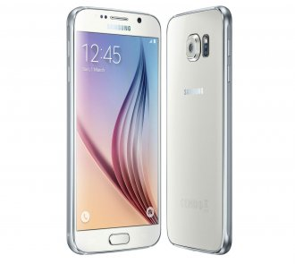 Samsung Galaxy S6 - 128 GB - White Pearl - Verizon - CDMA/GSM