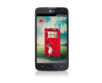 MetroPCS - LG Optimus L70 4G No-contract Cell Phone - Black