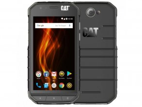 CAT S31 - 16 GB - Black - Unlocked - GSM