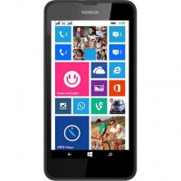 Nokia - Lumia 635 4G LTE Cell Phone - Black (AT&T)