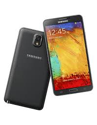 Samsung Galaxy Note 3 - 32 GB - Jet Black - Unlocked - GSM