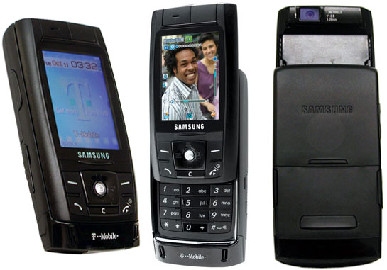 mobile samsung t809