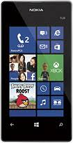MetroPCS - Nokia Lumia 521 4G No-Contract Cell Phone -