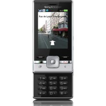 Sony Ericsson T715 GSM Un-locked Cell Phone silver