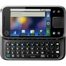 Motorola - Flipside Mb508 Mobile Phone (Un-locked gsm) - Black