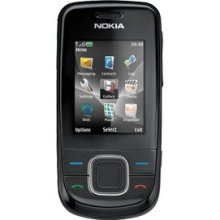 Nokia 3600 Slide Cellular phone - GSM Un-locked - Charcoal