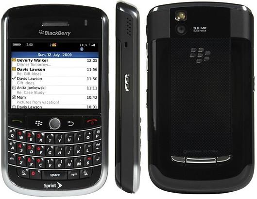 RIM Blackberry Tour 9630 Smartphone Sprint CDMA [9630