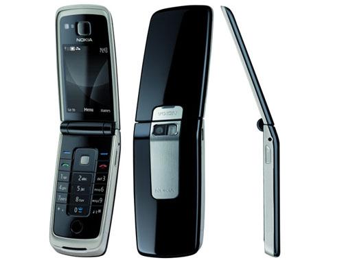 Oksana Domnina: Nokia 6600 Fold Features And Pics