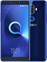 Alcatel 3V (5099A) - 16 GB - Spectrum Black - Unlocked - GSM