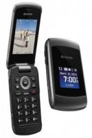 Kyocera Coast - Black (CDMA Boost Mobile)