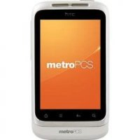 HTC Wildfire - White (GSM Unlocked)