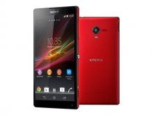 Sony Xperia ZL (GSM Unlocked) C6506 - Red 16 GB