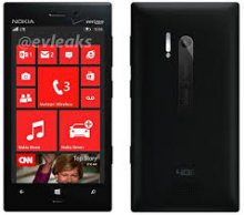 Nokia Lumia 928 (CDMA Unlocked) - Black 32GB