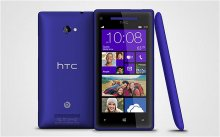 HTC Whindows Phone 8x (GSM Unlocked) - Blue 16GB