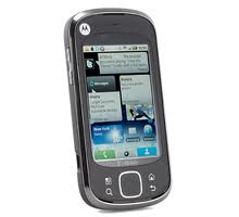 Motorola Cliq XT Kingston (GSM Unlocked) - Black 1GB