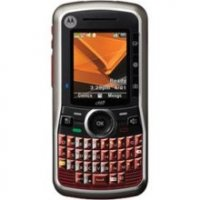 Motorola Clutch (CDMA Unlocked) I465 - Red